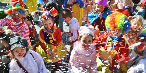 le carnaval a gujan