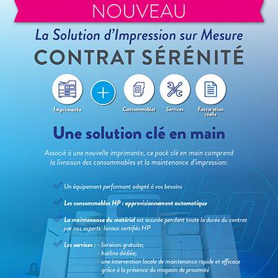 Contrat Sérénité
